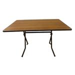 Стол складной на Х-образном подстолье 900х600х750 фото, купить в Липецке | Uliss Trade