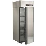 Холодильный шкаф из нержавеющей стали POLAIR CM107-Gk фото, купить в Липецке | Uliss Trade