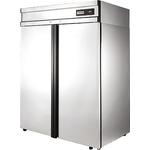Холодильный шкаф из нержавеющей стали POLAIR CM110-G фото, купить в Липецке | Uliss Trade