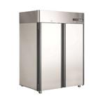 Холодильный шкаф из нержавеющей стали POLAIR CВ114-Gk фото, купить в Липецке | Uliss Trade