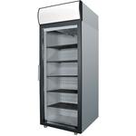 Холодильный шкаф из нержавеющей стали POLAIR DM105-G фото, купить в Липецке | Uliss Trade
