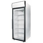 Холодильный шкаф со стеклянными дверьми POLAIR Standard DP105-S фото, купить в Липецке | Uliss Trade