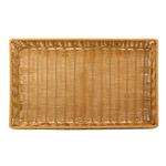 Корзинка пластиковая 530х325 мм коричневая фото, купить в Липецке | Uliss Trade