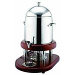 Диспенсер для напитков, с топливным подогревом и деревянным корпусом V=10,5 л фото, купить в Липецке | Uliss Trade