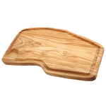 Доска для подачи стейка (олива) L/W=40/21cм фото, купить в Липецке | Uliss Trade