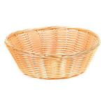Хлебница бежевая круглая ∅/H, см 18/7 фото, купить в Липецке | Uliss Trade