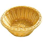 Хлебница бежевая круглая ∅/H, см 19/7,5 фото, купить в Липецке | Uliss Trade