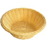 Хлебница бежевая круглая ∅/H, см 23/7,5 фото, купить в Липецке | Uliss Trade