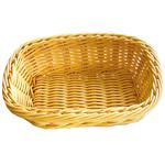 Хлебница бежевая прямоугольная L/W/H, см 22/15/6 Арт. 95001094 фото, купить в Липецке | Uliss Trade