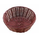 Хлебница коричневая круглая ∅/H, см 20/7 фото, купить в Липецке | Uliss Trade
