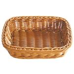 Хлебница коричневая прямоугольная L/W/H, см 18/12,5/5 фото, купить в Липецке | Uliss Trade