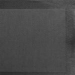 Салфетка сервировочная 45*33 см. черная рамка, пвх APS фото, купить в Липецке | Uliss Trade