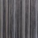 Салфетка сервировочная 45*33 см. черные полоски, пвх APS фото, купить в Липецке | Uliss Trade
