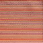 Салфетка сервировочная 45*33 см. оранжево-желтые линии, пвх APS фото, купить в Липецке | Uliss Trade