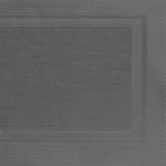Салфетка сервировочная 45*33 см. серая рамка, пвх APS фото, купить в Липецке | Uliss Trade