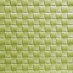 Салфетка сервировочная 45*33 см. широкое плетение зеленая, пвх APS фото, купить в Липецке | Uliss Trade