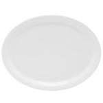 Блюдо овальное 30,5х24см с узким бортом Oxford фото, купить в Липецке | Uliss Trade