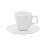 Пара кофейная (чашка 80мл и блюдце 12см) Oxford фото, купить в Липецке | Uliss Trade