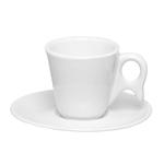 Пара кофейная Genova (чашка 75мл и блюдце 12см) Oxford фото, купить в Липецке | Uliss Trade