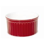 Рамекин 180мл d10см h5см Oxford, цвет красный фото, купить в Липецке | Uliss Trade