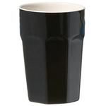 Стакан 300мл d7,5см h11,5см Oxford, керамика, цвет черный фото, купить в Липецке | Uliss Trade