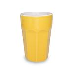 Стакан 300мл d7,5см h11,5см Oxford, керамика, цвет желтый фото, купить в Липецке | Uliss Trade