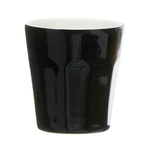Стакан 90мл d6см h6,5см Oxford, керамика, цвет черный фото, купить в Липецке | Uliss Trade