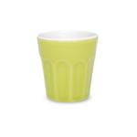 Стакан 90мл d6см h6,5см Oxford, керамика, цвет лайм фото, купить в Липецке | Uliss Trade