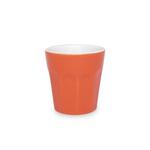 Стакан 90мл d6см h6,5см Oxford, керамика, цвет оранжевый фото, купить в Липецке | Uliss Trade