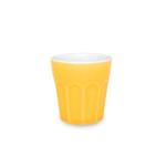Стакан 90мл d6см h6,5см Oxford, керамика, цвет желтый фото, купить в Липецке | Uliss Trade