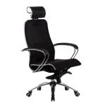 Офисное кресло серии SAMURAI S-3 PYTHON EDITION ЧЕРНЫЙ ПЛЮС фото, купить в Липецке | Uliss Trade
