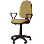 Кресло оператора Престиж (экокожа) фото, купить в Липецке | Uliss Trade