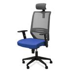 Кресло персонала Aero с подголовником фото, купить в Липецке | Uliss Trade