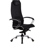 Офисное кресло серии SAMURAI S-1 ЧЕРНЫЙ ПЛЮС фото, купить в Липецке | Uliss Trade