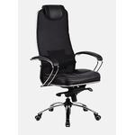 Офисное кресло серии SAMURAI SL-1 ЧЕРНЫЙ ПЛЮС фото, купить в Липецке | Uliss Trade