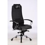 Офисное кресло серии SAMURAI SL-1 PYTHON EDITION ЧЕРНЫЙ ПЛЮС фото, купить в Липецке | Uliss Trade