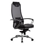 Офисное кресло серии SAMURAI SL-1 PYTHON EDITION ЧЕРНЫЙ фото, купить в Липецке | Uliss Trade