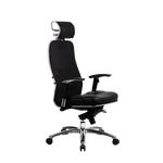 Офисное кресло серии SAMURAI SL-3 ЧЕРНЫЙ ПЛЮС фото, купить в Липецке | Uliss Trade