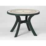 Стол пластиковый круглый Toscana 120 (арт. 0211205-2761) фото, купить в Липецке | Uliss Trade