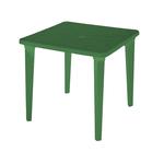 Стол пластиковый квадратный 80х80х71 см фото, купить в Липецке | Uliss Trade