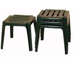 Табурет-столик пластиковый болотный фото, купить в Липецке | Uliss Trade