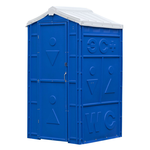 Мобильная туалетная кабина Экомарка «Экономный Евростандарт»
