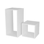 Декоративный куб без двух сторон SB-404080(-2)4080/SB-404040(-2)4040