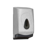 Держатель листовой туалетной бумаги MERIDA UNIQUE GLAMOUR WHITE LINE фото, купить в Липецке | Uliss Trade