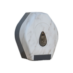 Держатель туалетной бумаги MERIDA UNIQUE MARBLE LINE фото, купить в Липецке | Uliss Trade