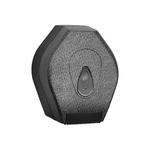 Диспенсер для туалетной бумаги в рулоне MERIDA UNIQUE GLAMOUR BLACK LINE фото, купить в Липецке | Uliss Trade