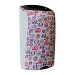 Корзина для мусора, настенная, открытая, 40 л MERIDA UNIQUE JOY LINE фото, купить в Липецке | Uliss Trade