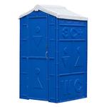 Мобильная туалетная кабина Экомарка «Экономный Евростандарт» фото, купить в Липецке | Uliss Trade