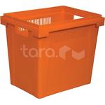 Пластиковый ящик 400х300х350 (арт. 434-к) фото, купить в Липецке | Uliss Trade