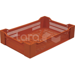 Пластиковый ящик 600x400x135 (арт. 119) фото, купить в Липецке | Uliss Trade